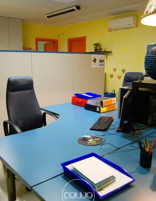 foto spazio coworking vado ligure - postazione